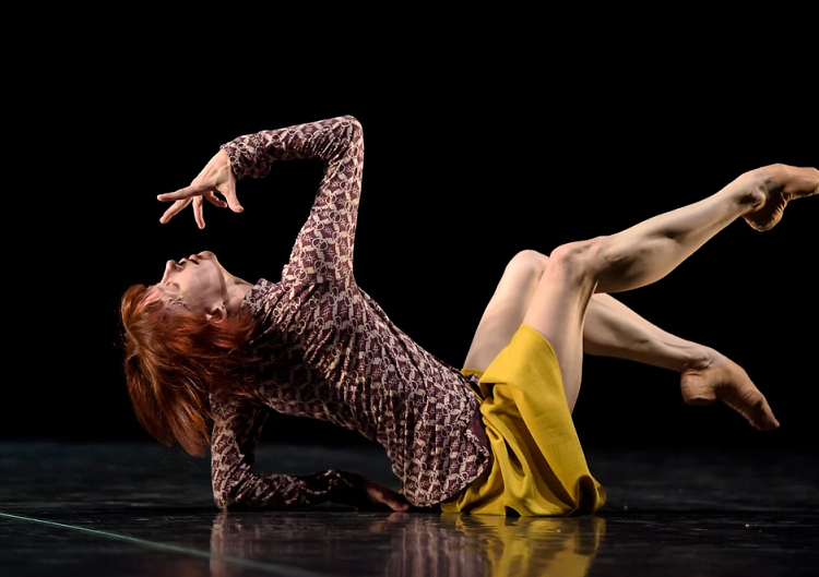 Une danseuse culte : Life in Progress
