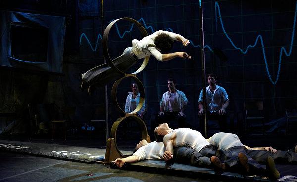 Theatre • Traces
