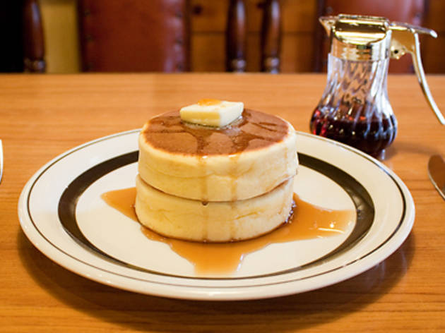 東京、喫茶店の銅板ホットケーキ 5選