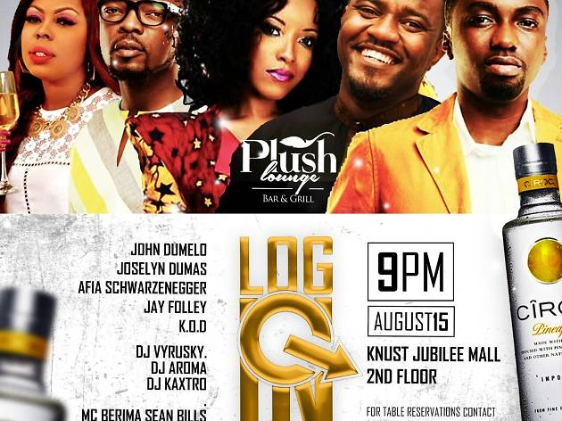 Login to Plush Lounge Official Launch Party