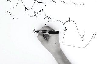 (Beatriz Olabarrieta: 'Diagonal Z Jeans', 2014. Courtesy the artist)