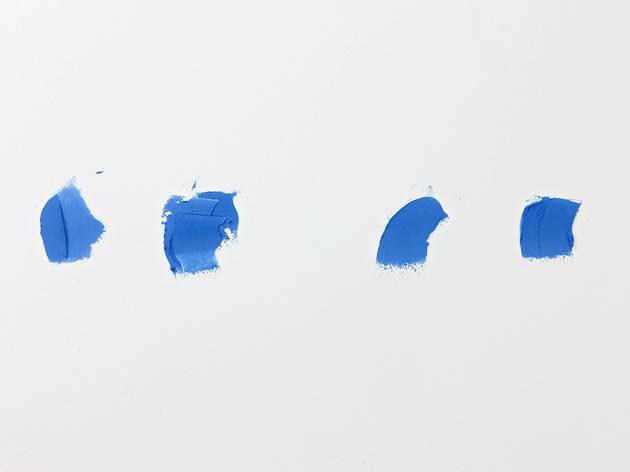 (Am Nuden Da: 'Facebook Blue Filler', 2012-present. © the artist; Courtesy, Lisson Gallery, London )