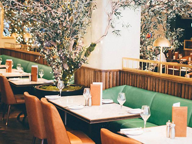 Italian restaurant Gusto opens on Greek Street