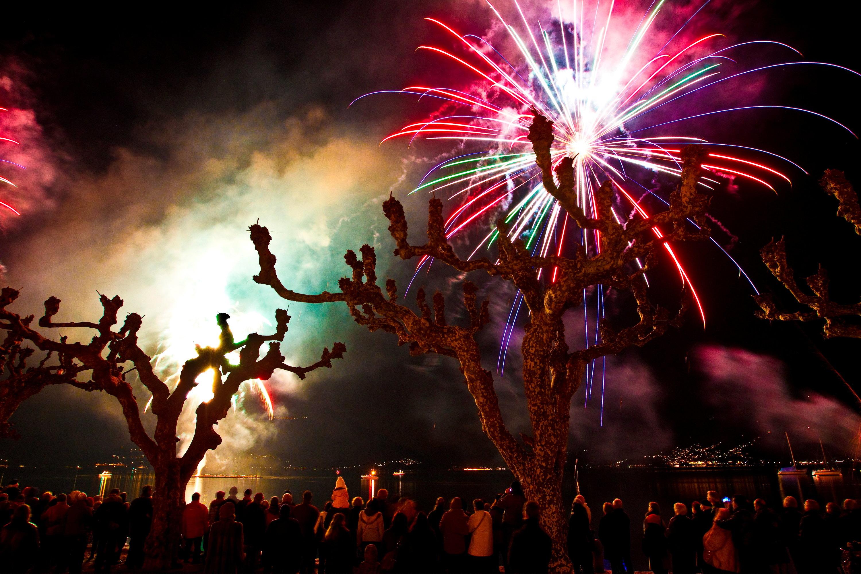 Ascona Fireworks