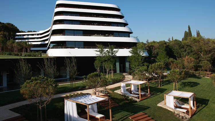 Hotel Lone, hotels, Rovinj, croatia