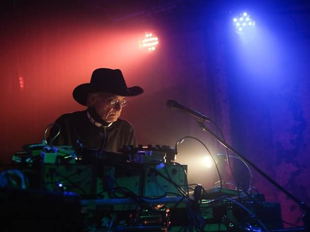 Look Alive Fest with Silver Apples and Wolf Eyes