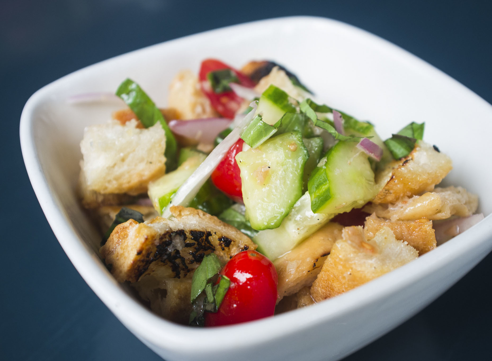 Panzanella Salad from Mana Food Bar