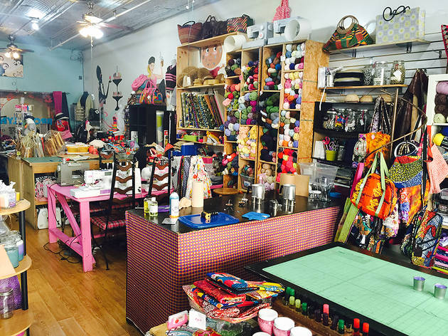Brooklyn Yarn Creative Studio
