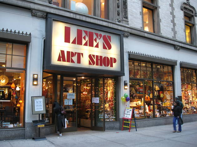 Craft Stores In Soho Nyc