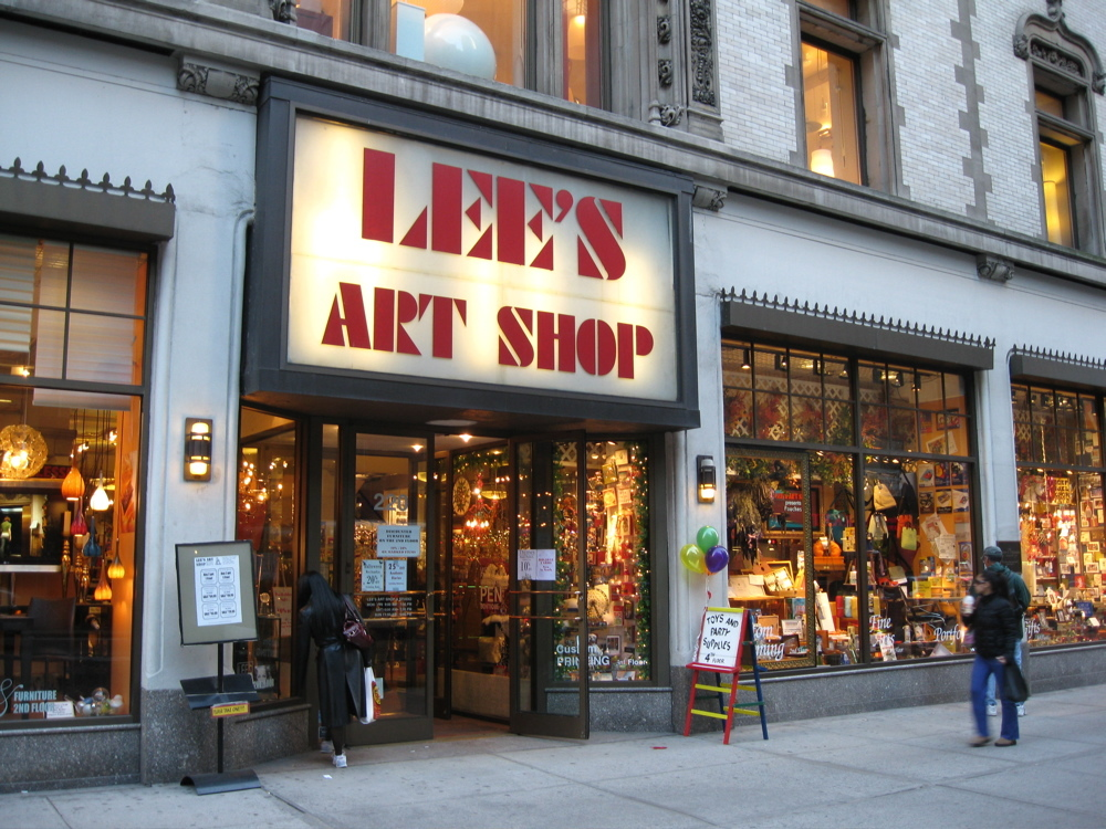 Lee's Art Shop