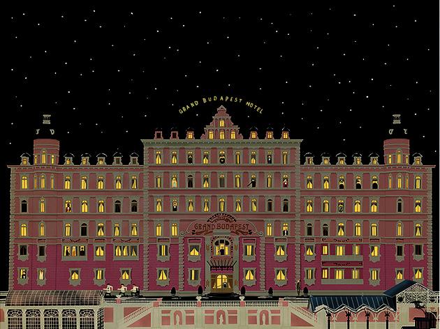 """Max Dalton, """"The Grand Budapest Hotel"""""""