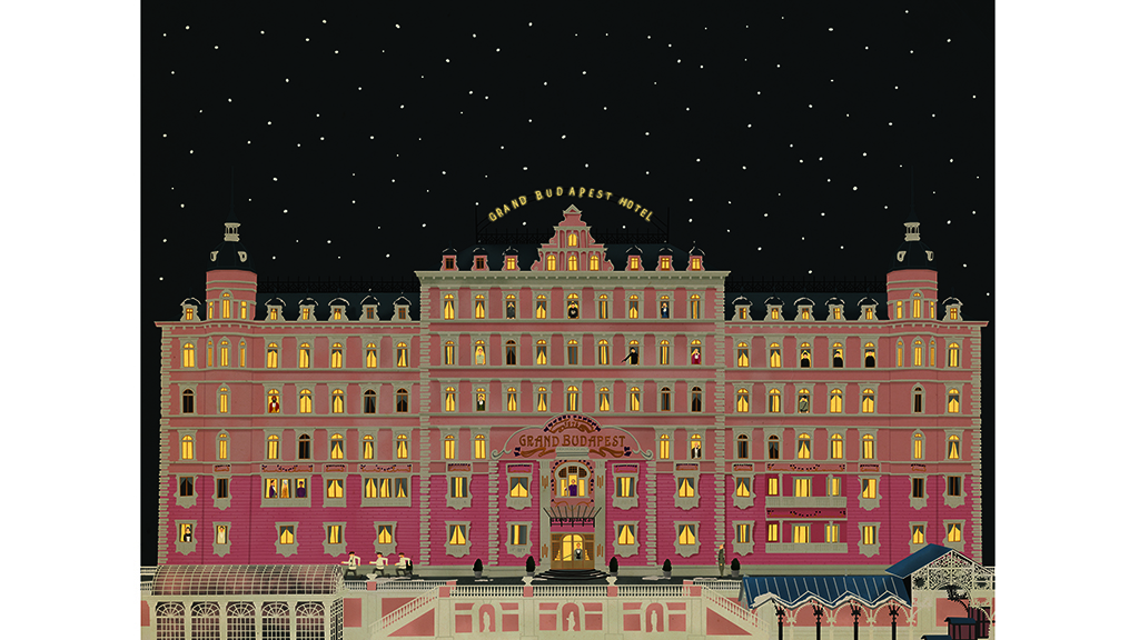 "Max Dalton, ""The Grand Budapest Hotel"""