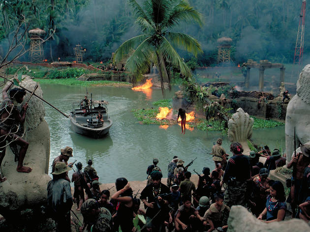 a review of the apocalypse now directed by coppola This is a movie that many critics say, this film is the best war movie of all time after the success of the godfather, francis ford coppola gained recognition and great name through this film this project is the most ambitious project during this filming.