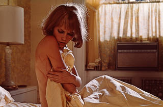 Mia Farrow no filme 'A Semente do Diabo' (1968)