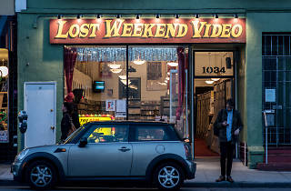 Lost Weekend Video