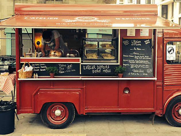 Streetfood Festival Lucerne