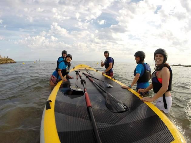 Paddle Surf Paceta