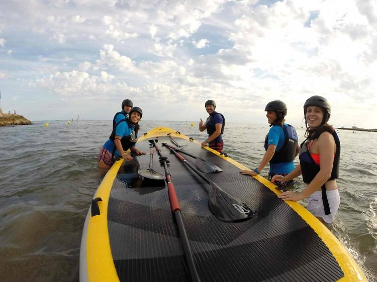 Paddle Surf Panceta