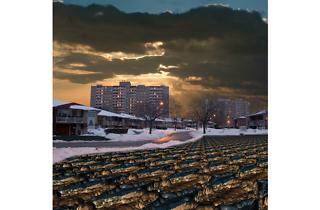 (Guillaume Krick & Benjamin Thomas, 'Erosions, paysages de banlieue d'Amérique du Nord (Toronto, Canada)', 2008-2012 / ©Guillaume Krick & Benjamin Thomas)