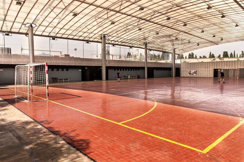 Instalación Deportiva Municipal Arístides Maillol Les Corts