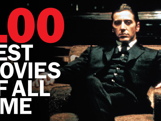 The 100 best movies of all time
