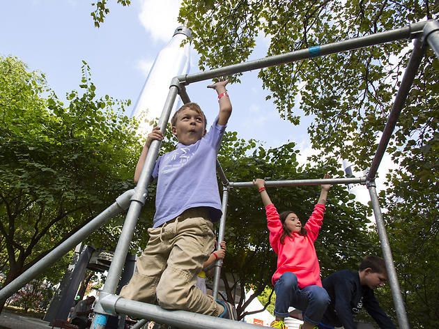 Labor Day events for kids in NYC