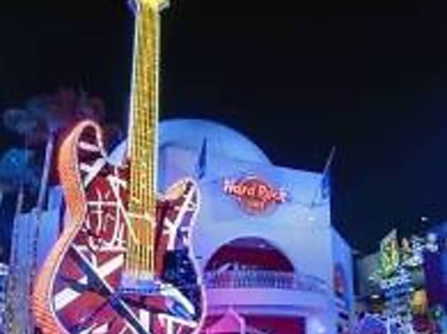 Hard Rock Cafe - California Universal City (Hollywood)