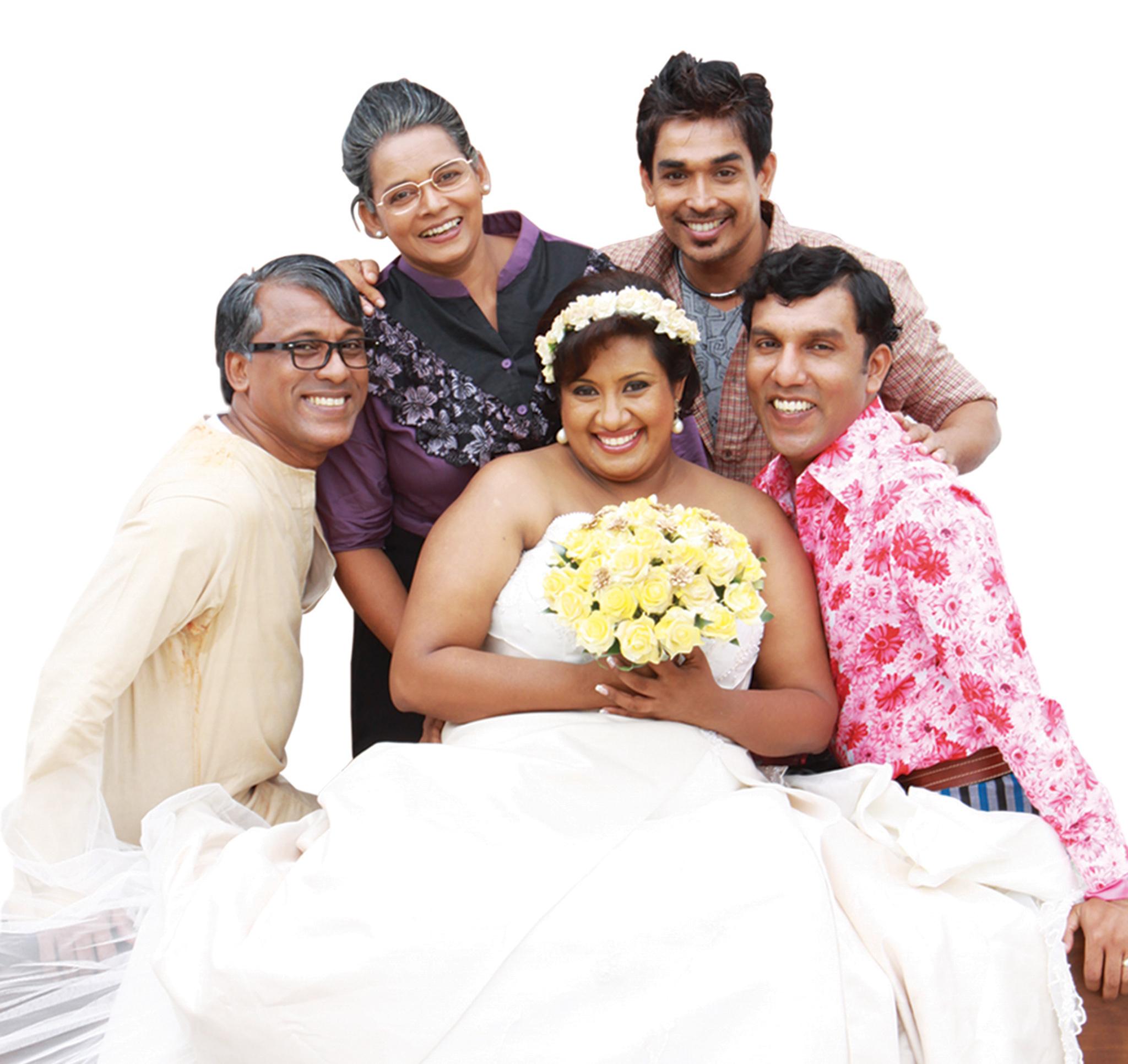 Lawrence Ge Manamali is a comedy drama