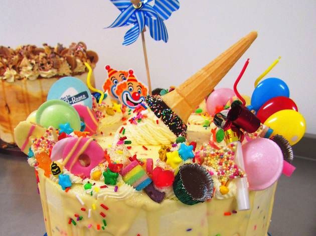 Bakeorama cake at Home Sweet Home
