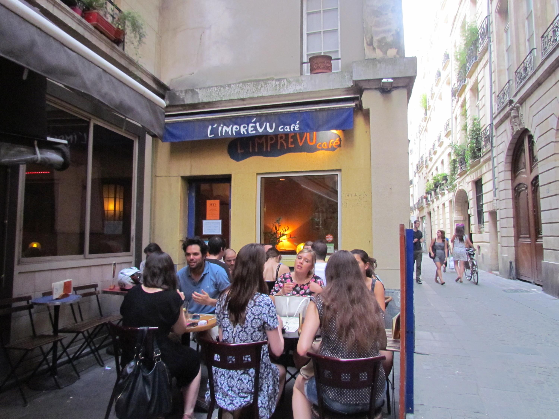 L'Imprévu Café
