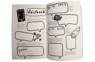 Aquest llibre l'escrius tu