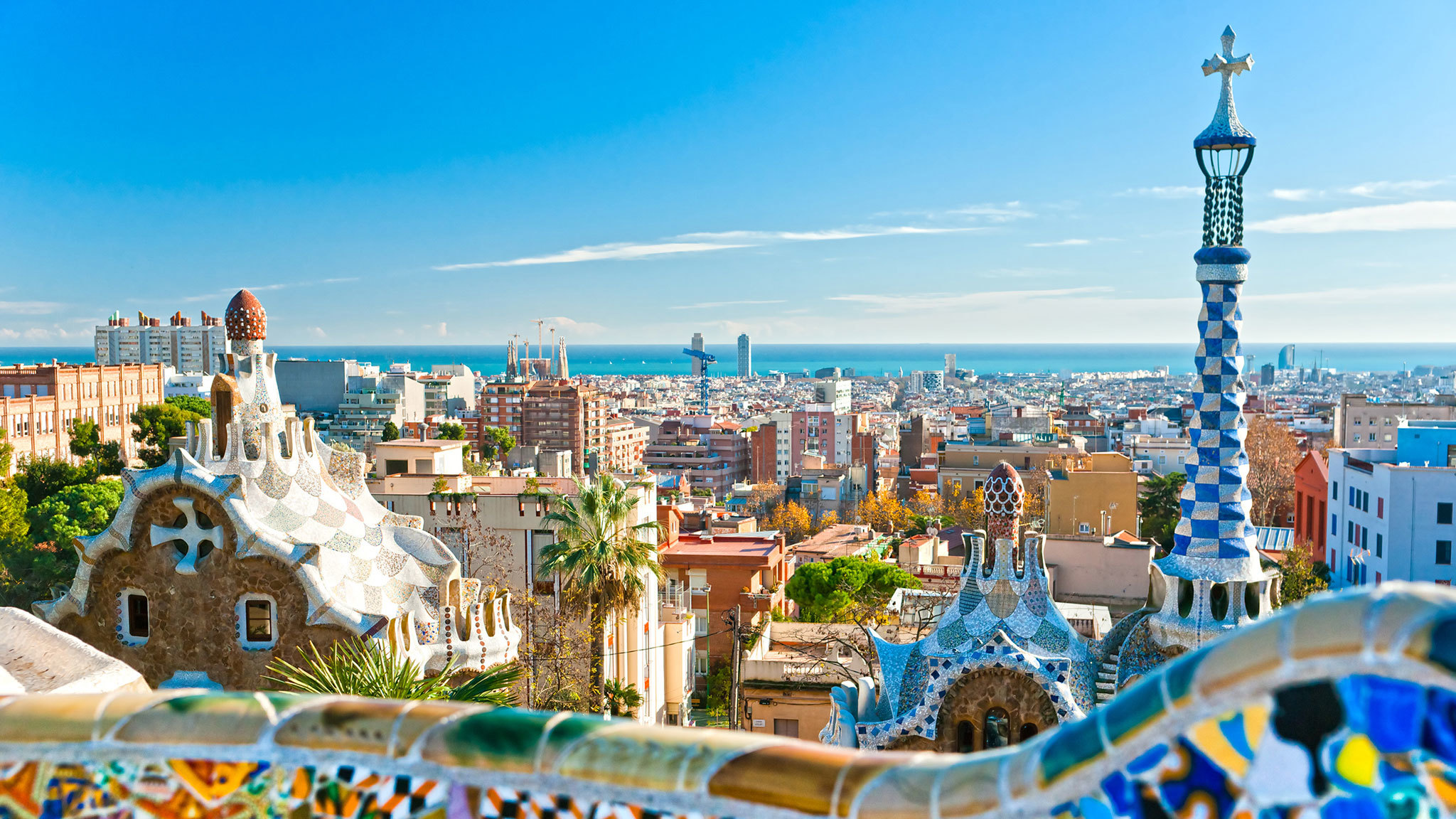 Be spontaneous in Barcelona