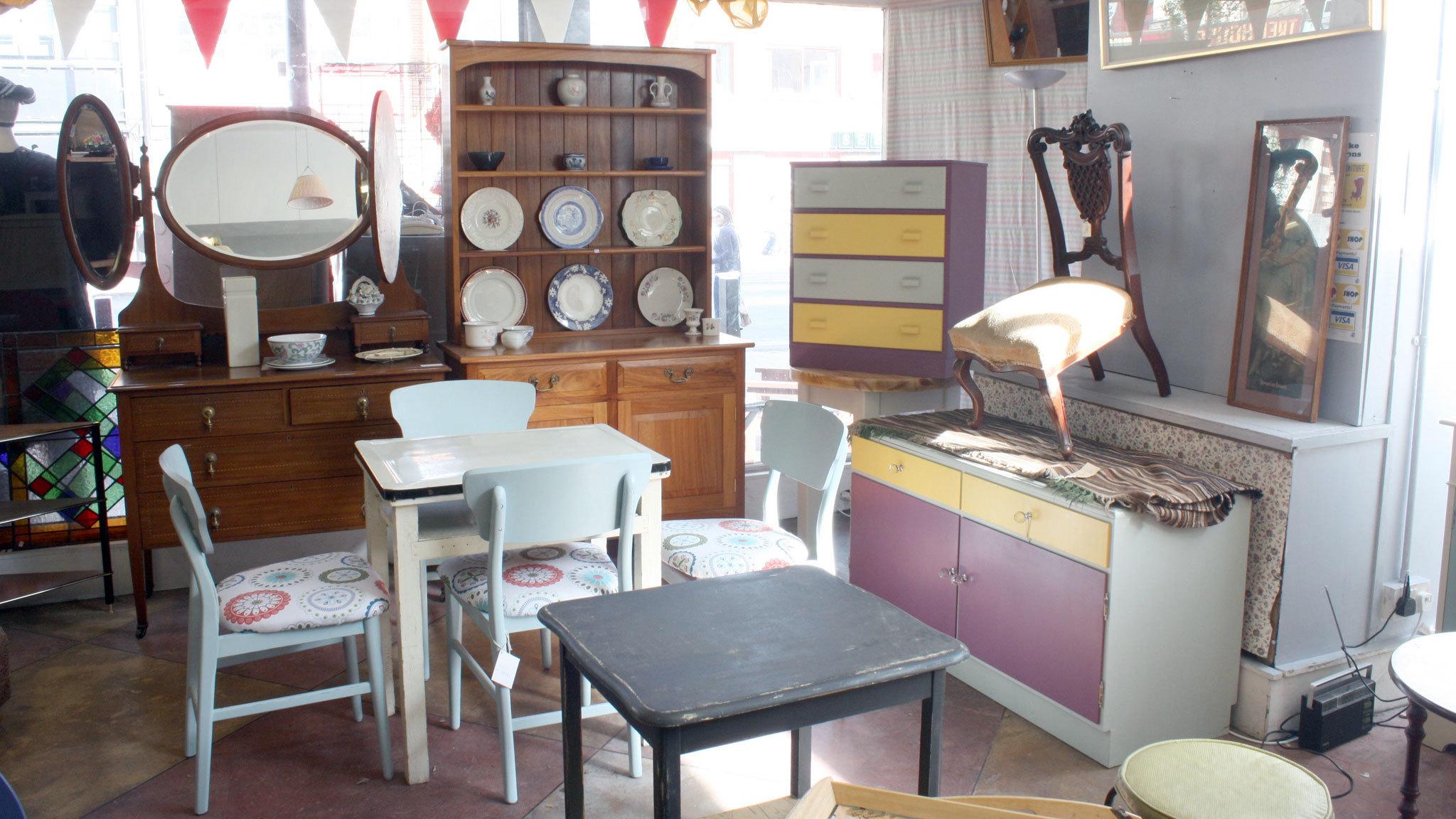 Vintage Shop Bristol