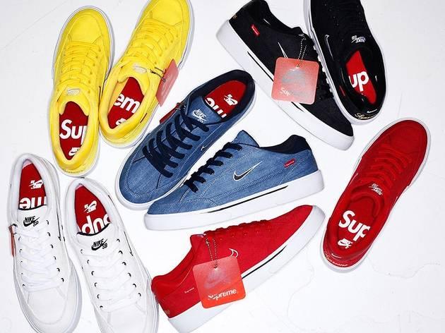 Supreme ouvre (enfin) une boutique à Paris !