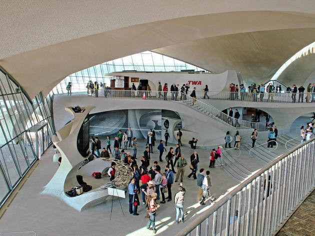 Famed TWA Terminal building will be turned into a  world-class hotel