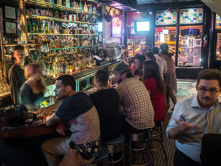 Check out the best happy hours in NYC