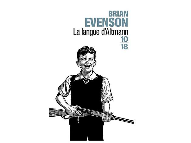 'La Langue d'Altmann' de Brian Evenson