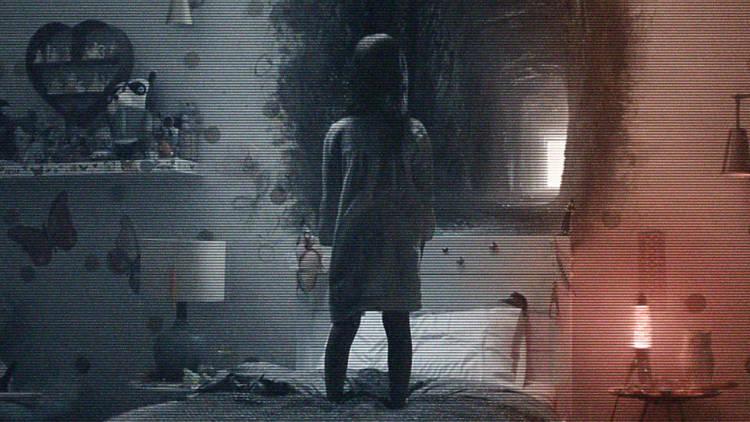 La nueva película de Actividad Paranormal