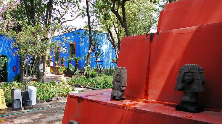 Museo Frida Kahlo en Coyoacán