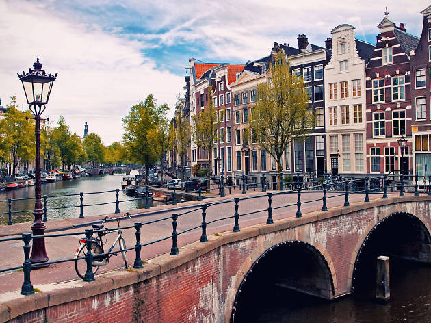 Win a wing-it weekend in Amsterdam