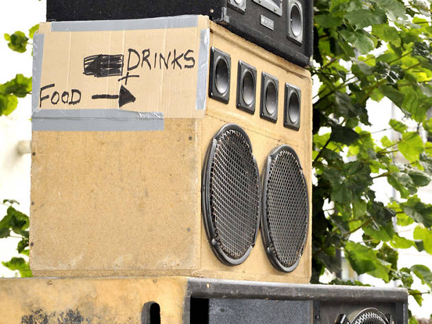 Notting Hill Carnival soundsystems