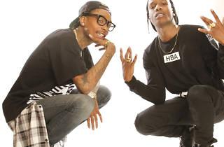 A$AP Rocky/Wiz Khalifa