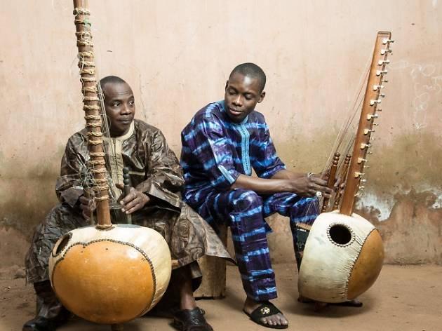 Toumani & Sidiki Diabaté