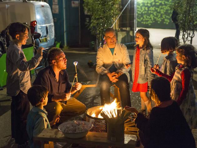 Skip Garden Fire Feast