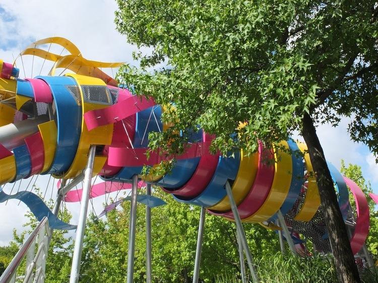 Le Jardin du Dragon - La Villette