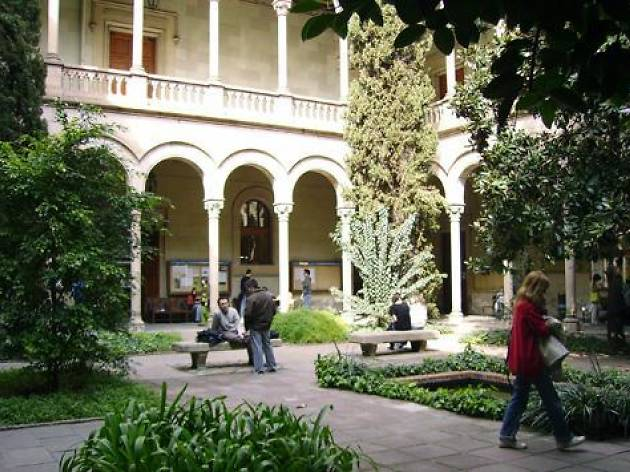 Jardins de la UB