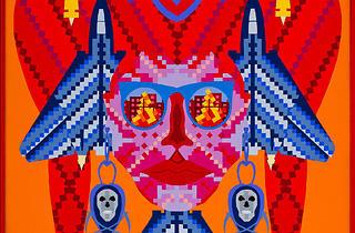 """""""De vuelta: Works by Chicago Imagist Errol Ortiz"""""""