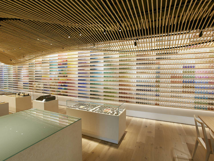 7 most beautiful shops in Tokyo
