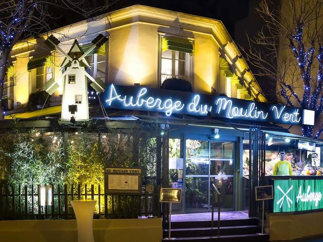 Au Moulin Vert