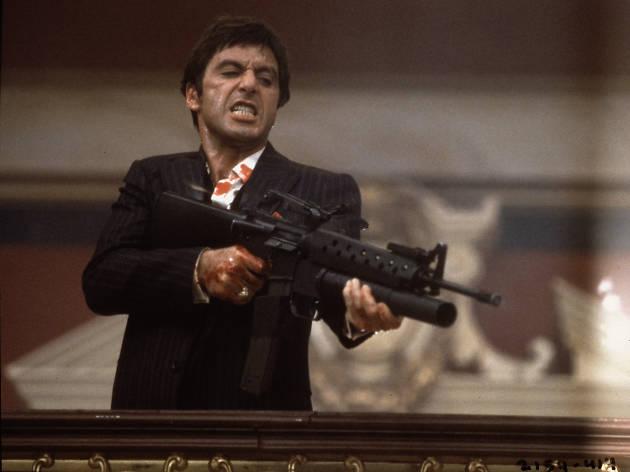 Al Pacino's worst performances, Scarface